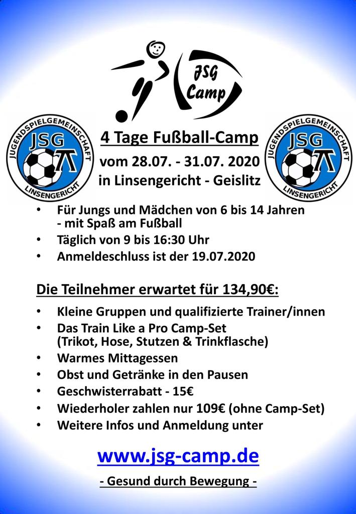 JSG Fussball-Camp